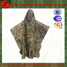Super Lightweight Rain and Wet Weather Multi-Use military Poncho