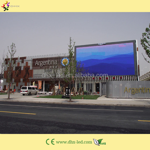 Electronics Project P10 SMD Full Color Outdoor Led Display
