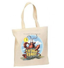 AZO FREE! natural colour cotton road bag, natural colour cotton tote bag, eco eco friendly cotton tote bag for shopping