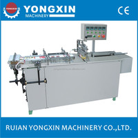 BTB-I hand cellophane overwrapping machine