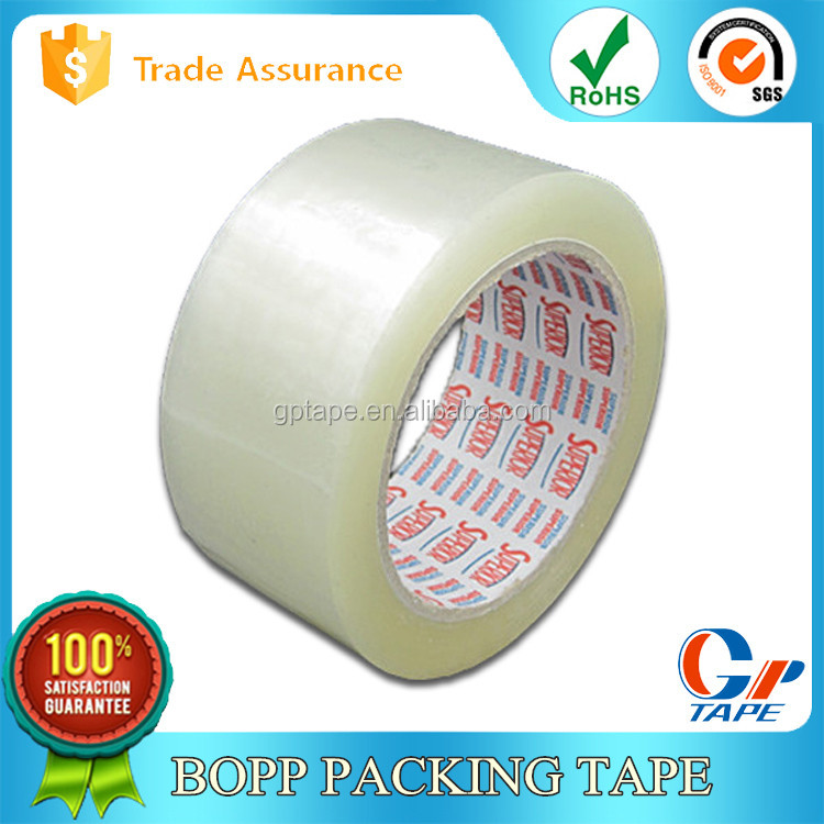 Best Quality OPP Clear Adhesive Acrylic Hotfix Tape