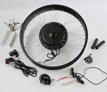 China cheap 48v 10000w electric bike conversion kit with price