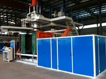 5000L FOUR LAYERS BLOW MOULDING MACHINERY