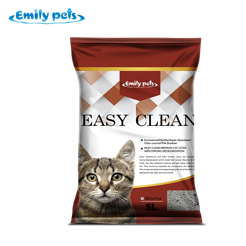 Best Selling Pet Products Wholesale Professional Classic Clumping Pet Sand Factory OEM Cat Litter