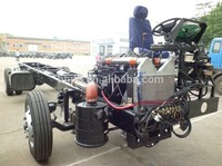 Dongfeng EQ6100K 10m 4x2 bus chassis