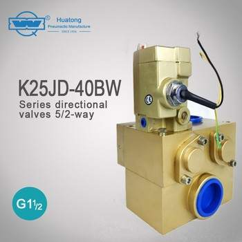K25JD-40BW 3/2-ways cost-effective two-way air poppet valve