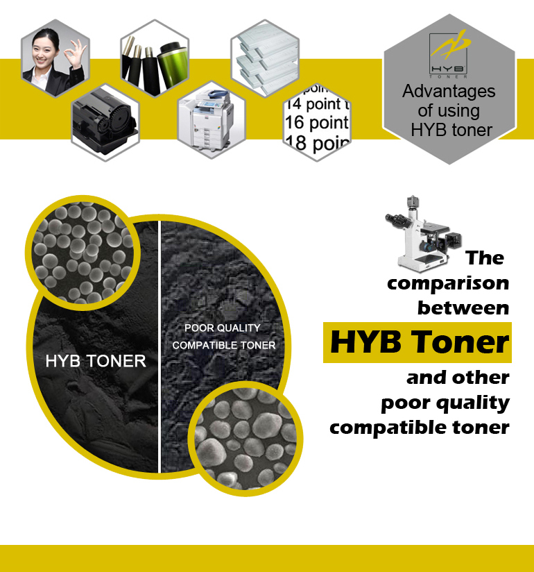 HYB Genuine Quality C-EXV1 IR5000 toner IR6000 toner ImageRunner Printer 5020 6020 5000 6000 toner cartridge
