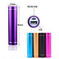 NEW Mobile Portable Power Bank Charging Station Dock External Battery 2600 mAh for iPad Mini 2 3 4 iPod Touch 5