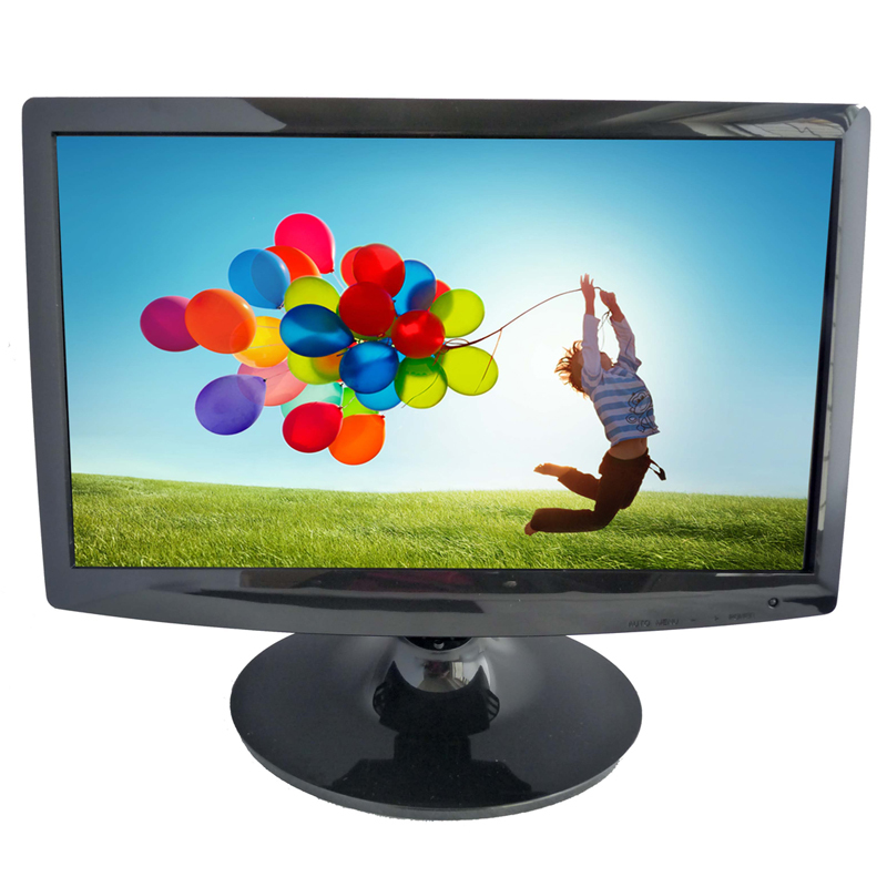 plastic cover of led tv monitor 15.6 inch led monitor wholesale