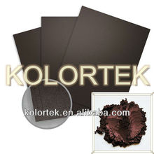 Metal Luster Pearl Pigments For Metallic Luster Papers