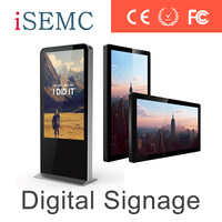 19 inch touch screen all in one pc/digital signage/advising player/Kiosk