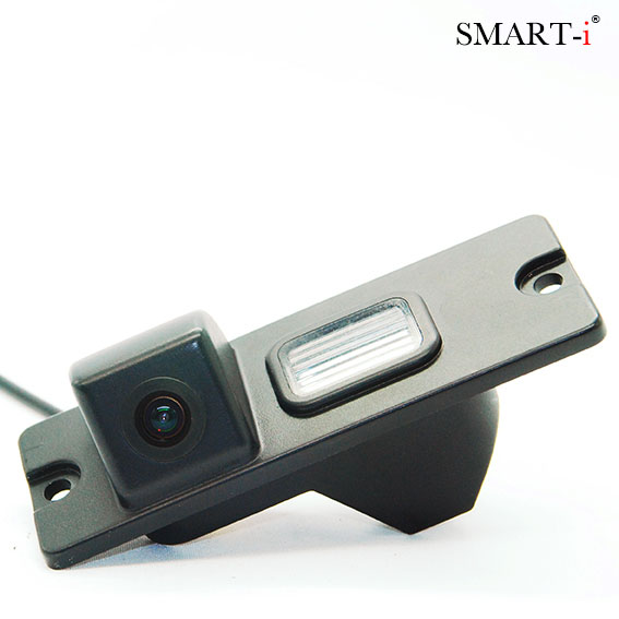 Weatherproof reverse camera with wide angle night vision HD lens for Mitsubishi