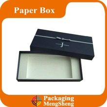 Custom design printed logo best quality cardboard paper box for jewellery