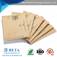 kraft paper bubble film envelop post bag