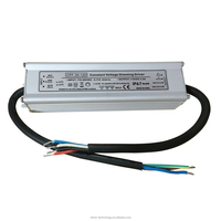 constant voltage triac dimmable led driver, ac dc power supply for led, 12v 24v 30w led switching transformer