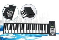 Piano 49 key wholesale Balanced Hammer Action Synthesizer Workstation Keyboard silicone soft practice portable electronic piano