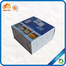 Pantone color wholesale customized fda approved food packaging boxes