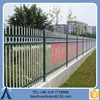 Modern Steel Fence For Garden/Ornamential Customerable Aluminium Fence For Farm/Temporary Security Fence For Sale