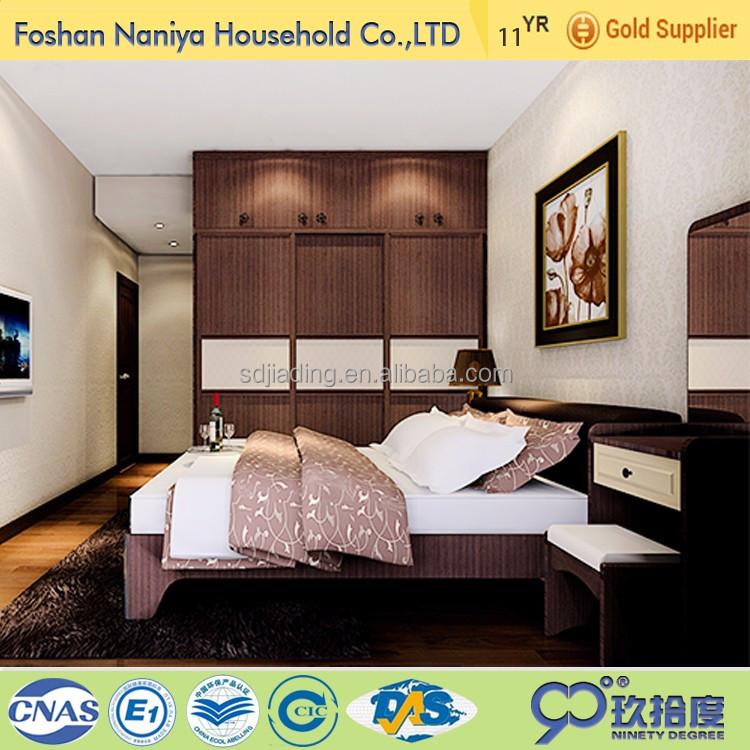 Wardrobe Laminate Designs For Bedroom, Plywood Simple 3 Door Bedroom Wardrobe Designs