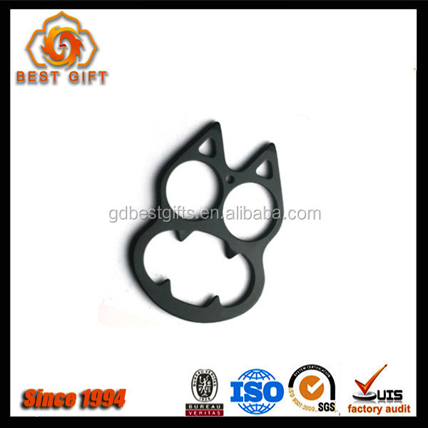 Promotional stainless steel customized bottle opener wall mount