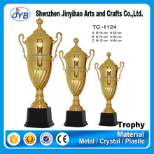 souvenir gifts award metal trophy cups for sport games wholesale