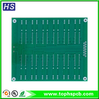 Shenzhen electronic single sided pcb design and manufacturing