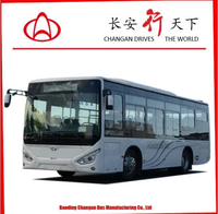 Pure mini electric bus/city bus/luxury bus with 29 seats for hot sale