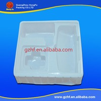 Custom plastic blister Packaging Makeup storage Box for skin care products