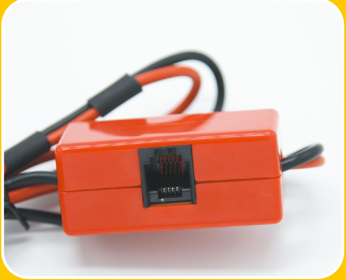 Telephone wire checker NF-866 detestecting FSK/DTMF ID display