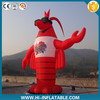 Best Selling inflatable cartoon Prawn /inflatable advertising cartoon