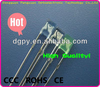 2*3*4 234mm RECTANGLE Green led diode / light emitting diode Diffuse