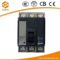 Overload protector CE CB CCC factory price electrical 3p 1250a circuit breaker molded case