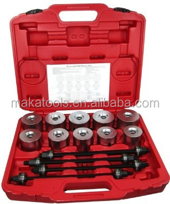 Auto Shop Tools (MK0344) Press and Pull Sleeve Kit
