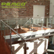 factory OEM&ODM stainless steel railing baluster post stainless steel glass cheap balustrade
