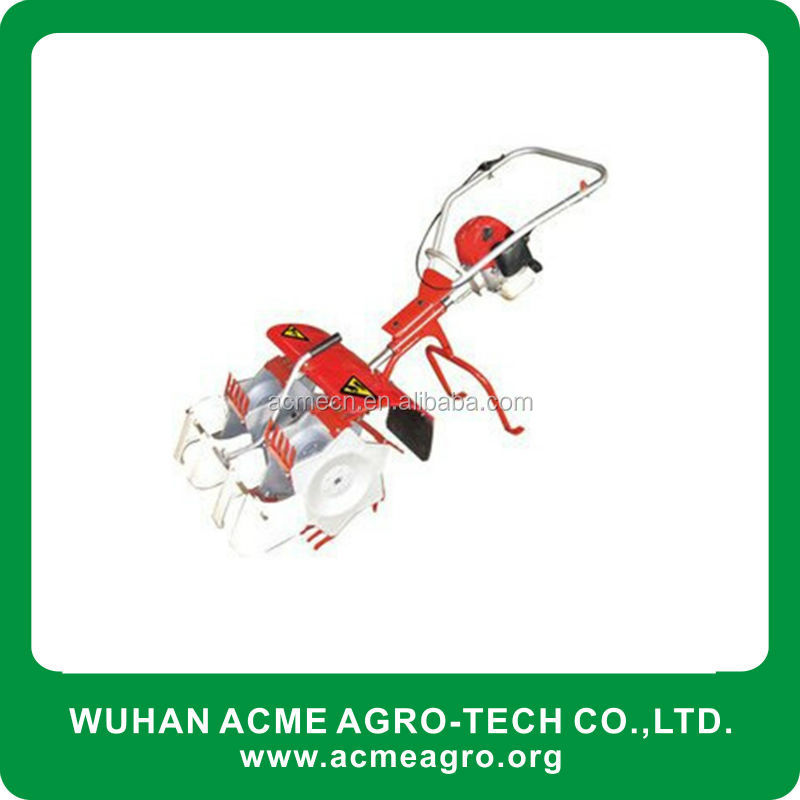 High Quality Two Row Water Grass Rice Paddy Weeder