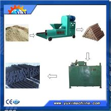 Big Capacity Biomass Hexagonal Sawdust Charcoal Coal Dust Briquette Making Machine Used Prices