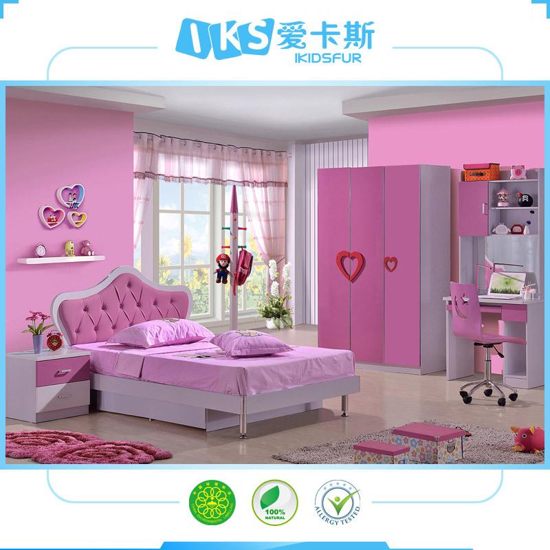 Venta caliente ni os muebles de dormitorio ni as cama de - Cama de princesa para nina ...