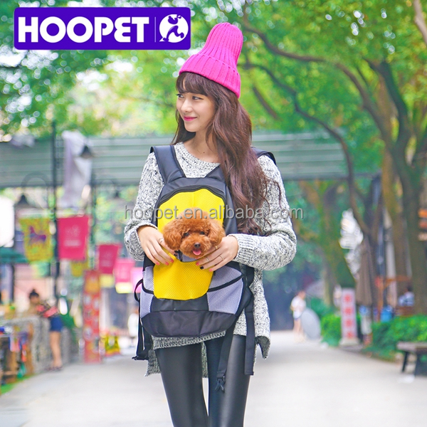 HOOPET soft and multicolor pet carrier for dog and cat