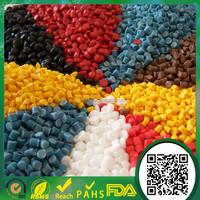 recycled plastic granules pvc materials price