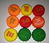 paypal accept low quantity moq beer saver reusable silicone bottle caps,printed beer bottle caps for sale