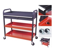 Great Warranty aluminum campler trailer toolbox