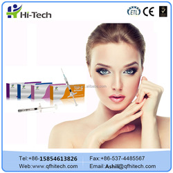 Shaping Facial Contours Hyaluronic Acid Fillers 2ML TOP-Q HA Cross Linked injectable filler