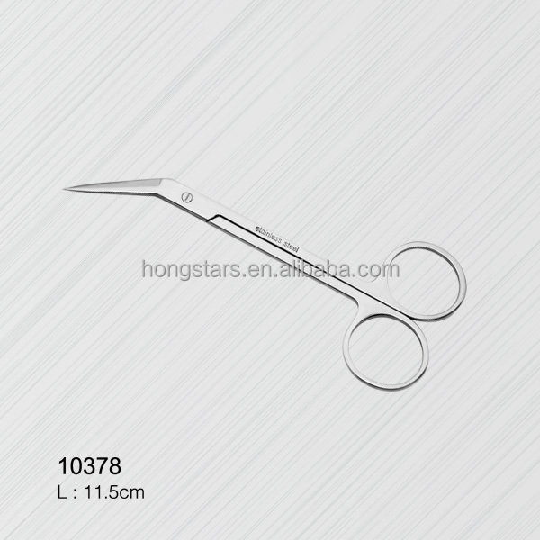 fashionable design moustache scissors