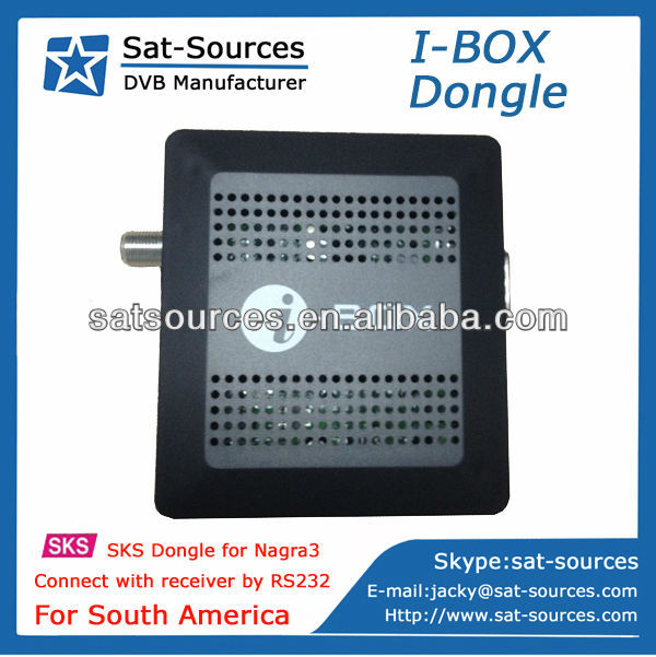Hot Sale IBOX Dongle for South America