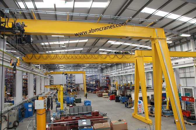 Semi Goliath Cranes - Mobile Crane