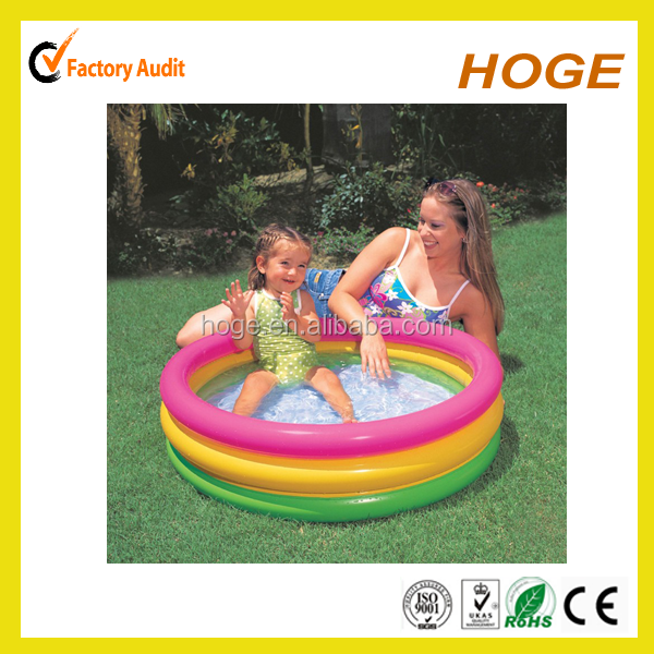 60cm inflatable swim pool for kids