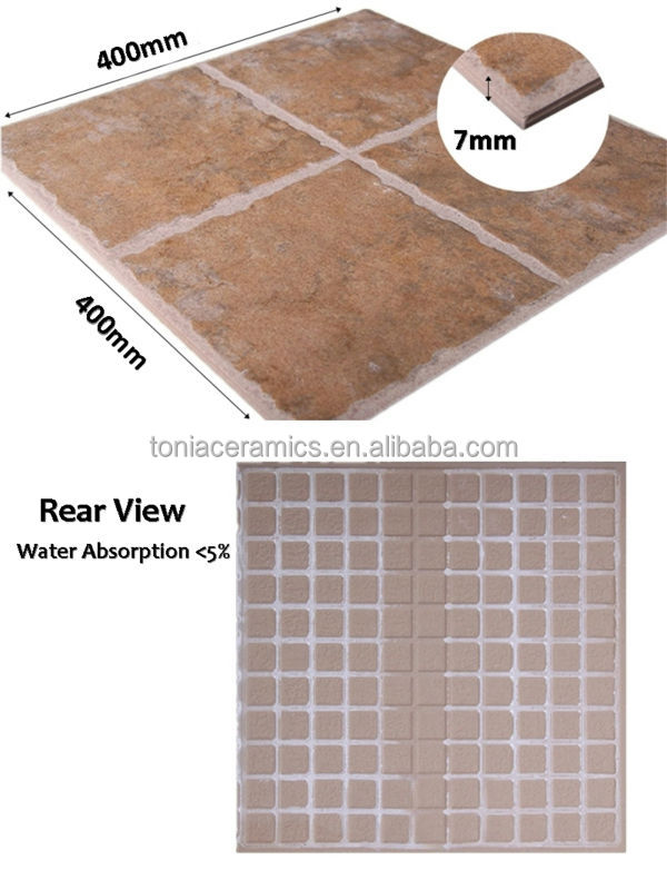 Tonia balcony ceramic glazed floor tiles 40x40 buy - Dimensiones baldosas ...