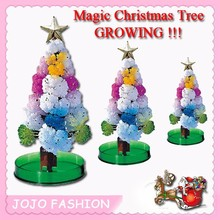 magic paper growing wholesale artificial indoor cherry blossom tree