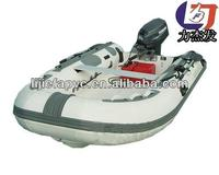 2014 best selling one/ two person inflatable plastic pvc fishing boat