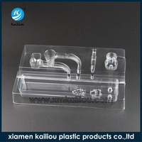 Thick Vacuum Formed Plastic Compartment Tray